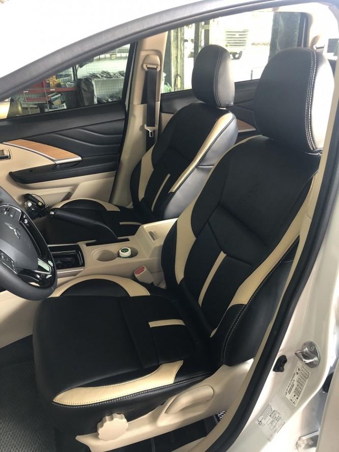 Bọc ghế da xe Xpander 2020