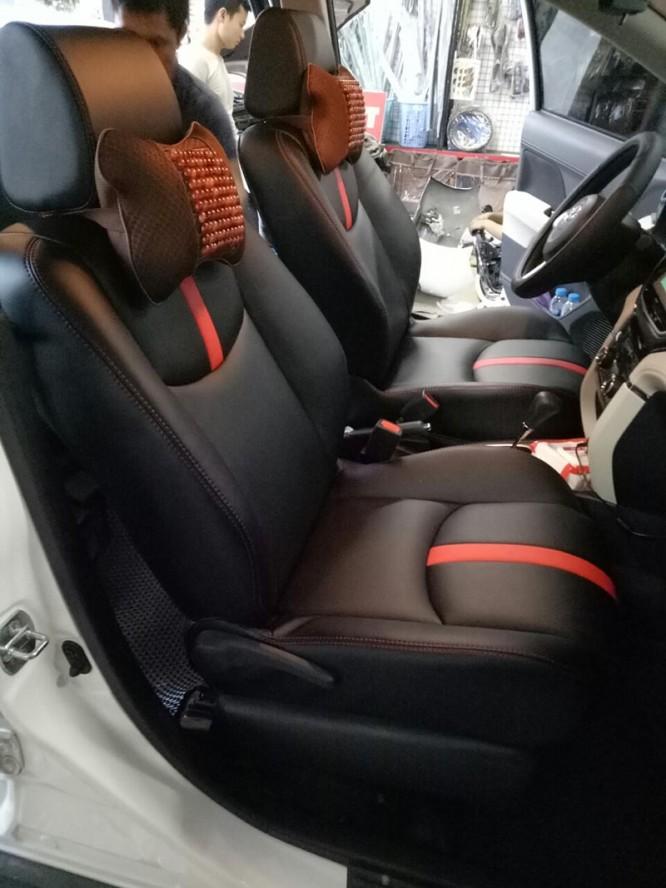 Bọc ghế da xe Toyota Rush