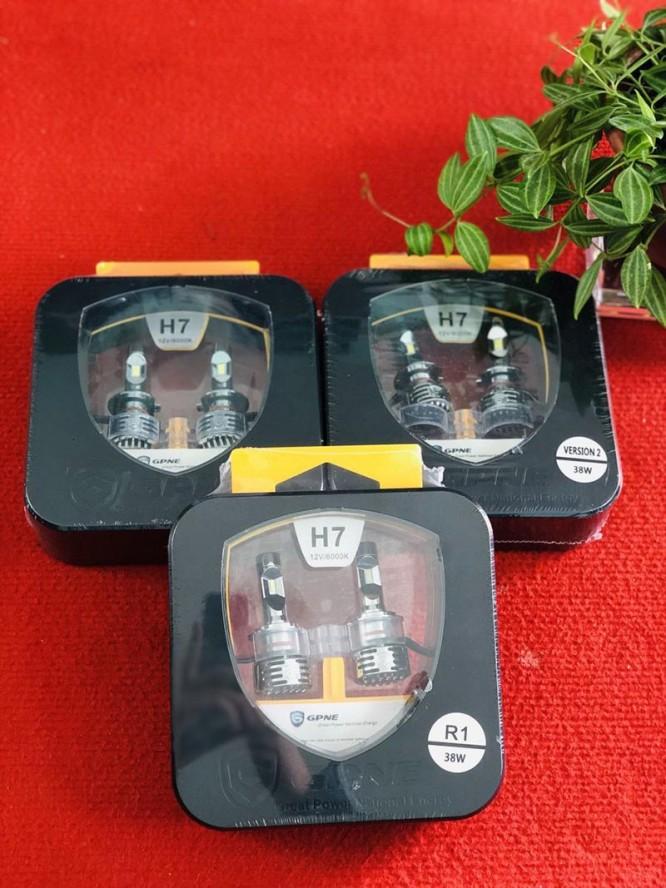 Bóng đèn led tăng sáng GPNE H7