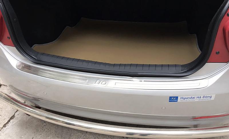 Bộ chống trầy cốp xe Hyundai Grand i10