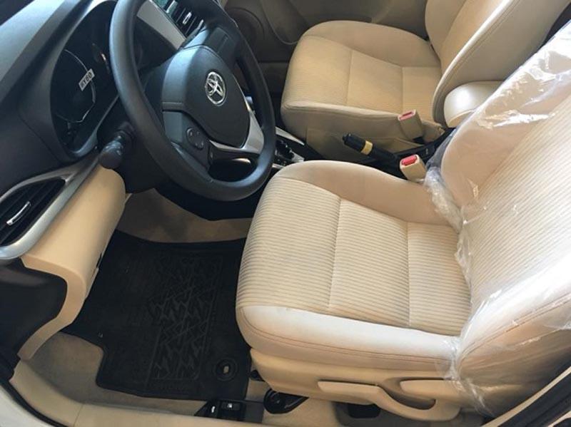 Bọc ghế da xe Vios 2019